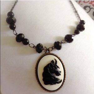 Jewelry - 3 pieces bundle unicorn Dino & chunky necklace